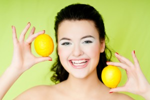Masque purifiant au citron