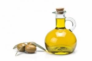 Masque a l'huile d'olive