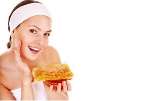 Masque nourrissant au miel et huile d'olive
