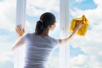 Vinaigre blanc pour le nettoyage des vitres